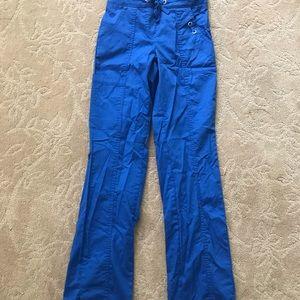 Royal Blue Scrub Pants